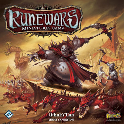 Runewars Miniatures Game: Uthuk Y'llan Army Expansion