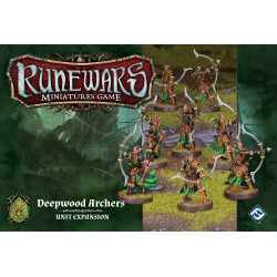 Runewars Miniatures Game: Deepwood Archers – Unit Expansion
