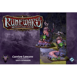 Runewars Miniatures Game: Carrion Lancers – Unit Expansion