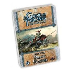 A Game of Thrones LCG Ice and Fire Draft Starter