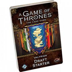 A Game of Thrones: The Card Game (Second Edition) –  Valyrian Draft...