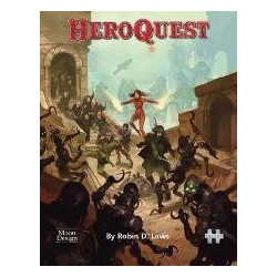 HeroQuest Core Rules