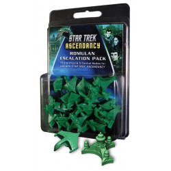 Star Trek: Ascendancy - Romulan Escalation Pack