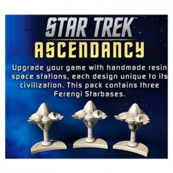 Star Trek: Ascendancy - Ferengi Starbase Set