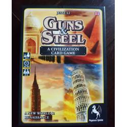 Guns & Steel: A...