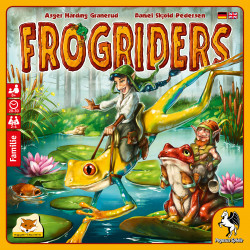 [Damaged] Frogriders