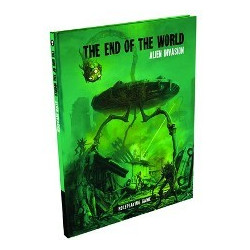 The End of the World Alien Invasion RPG