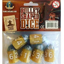 Tiny Epic Western - Bullet Dice