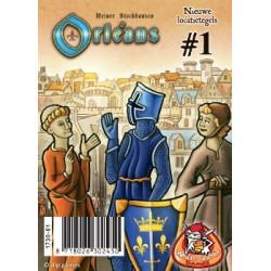 Orléans: Nieuwe locatietegels 1