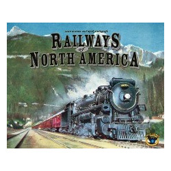 Railways of North America Expansion Cards