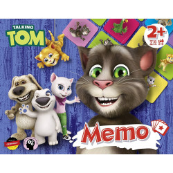 Talking Tom and Friends: Memo
