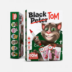 Talking Tom and Friends: Black Tom