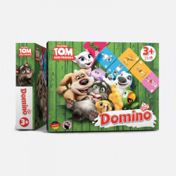Talking Tom and Friends: Domino