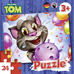 Talking Tom and Friends: Puzzle 24 pcs