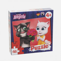Talking Tom and Friends: Angela Puzzle 48 pcs