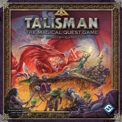 [Endommagé] Talisman (Revised 4th Edition)