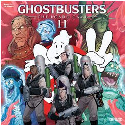 [Endommagé] Ghostbusters: The Board Game II