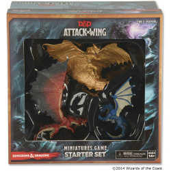 [Damaged] Dungeons & Dragons: Attack Wing
