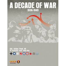 ASL Action Pack 6: A Decade of War