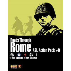 ASL Action Pack 8: Roads Through Rome
