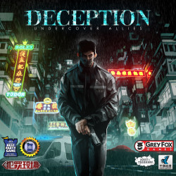 Deception: Undercover Allies + Kickstarter specials