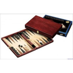 Backgammon Kassette Naxos Medium