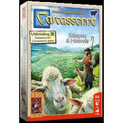 Carcassonne: Schapen en...