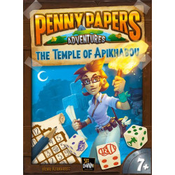 Penny Papers Adventures:...