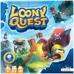 [Damaged] Loony Quest
