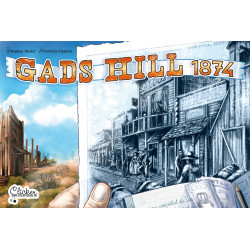 [Damaged] Gads Hill 1874