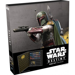 Star Wars: Destiny – Boba Fett Dice Binder