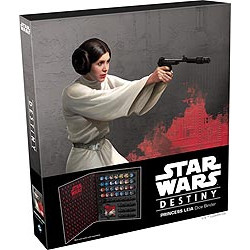Star Wars: Destiny – Princess Leia Dice Binder