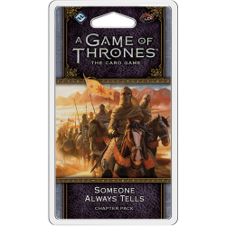 A Game of Thrones: The Card Game (Second Edition) – Someone Always...