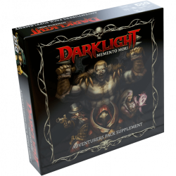Darklight: Memento Mori Adventurers Pack
