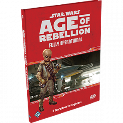 Star Wars Age of Rebellion - Fully Operational