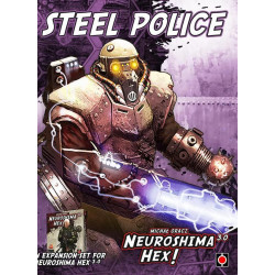 Neuroshima Hex! Steel Police
