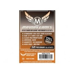 Mayday PREMIUM USA Chimera Game Sleeves 57.5 X 89 MM