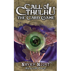 Call of Cthulhu: The Card Game – Never Night  Asylum Pack