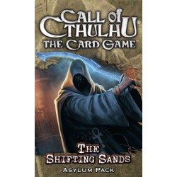 Call of Cthulhu: The Card Game – The Shifting Sands Asylum Pack
