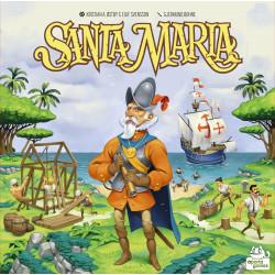 [Beschadigd] Santa Maria