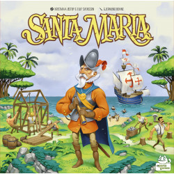 [Damaged] Santa Maria