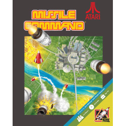 [Damaged] Atari's Missile Command