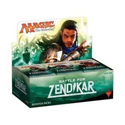 MTG Battle for Zendikar - Boosterbox
