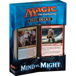 MTG - Mind vs Might