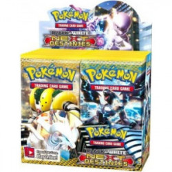 Pokémon - Black & White Next Destinies - Booster Packs