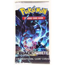 Pokémon - Black & White - Booster Packs