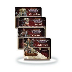 Pathfinder ACG Wrath of the Righteous Add-On Deck Mat