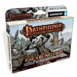 Pathfinder Adventure Card Game: Rise of the Runelords – Adventure...