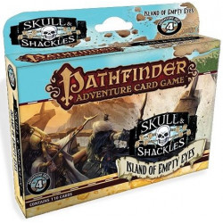Pathfinder Adventure Card Game: Skull & Shackles Adventure Deck 4 –...