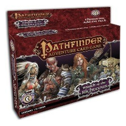 Pathfinder ACG Wrath of the Righteous Base Set	Character Add-On Deck